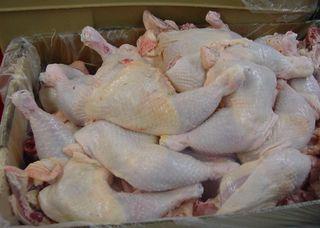 40 килограммов мяса птицы задержали в Уссурийске