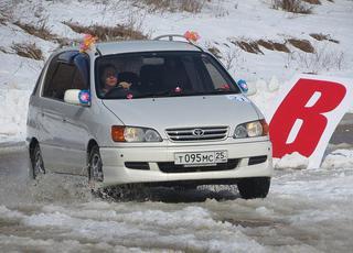Автолюбительницы Приморья покажут мастерство вождения на льду водоема в Уссурийске