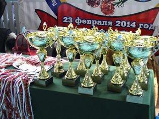 Фестиваль борьбы в Уссурийске собрал более 200 спортсменов со всего Приморья