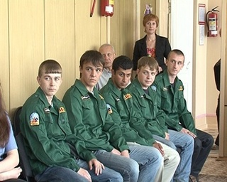 Завершился конкурс студенческих строительных бригад