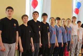 Соревнования среди школьников «Президентские состязания» прошли в Уссурийске