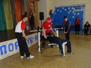 Спортсмены-инвалиды соревновались на празднике Олимпийских колец в Уссурийске
