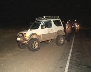 Пешеход погиб под колесами автомобиля в Уссурийске