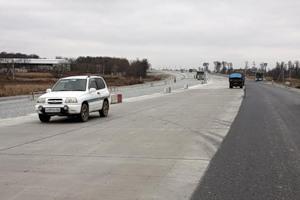 Участок дороги от Владивостока до Уссурийска сдадут к ноябрю 2014 года