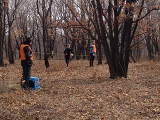 Школьники Уссурийского округа соревновались в прохождении лабиринта на скорость