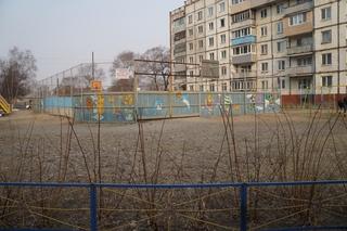 Ремонт двора обойдется жителям многоэтажных домов в Уссурийска в полсуммы