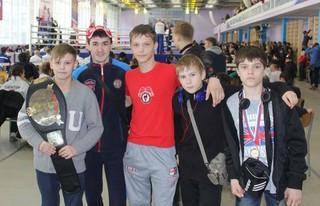 Уссурийский кикбоксер взял серебро на Всероссийских соревнованиях