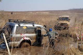 Джиперы края месили колесами грязь в окрестностях Уссурийска