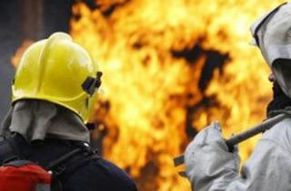 Дачи горели в Уссурийске