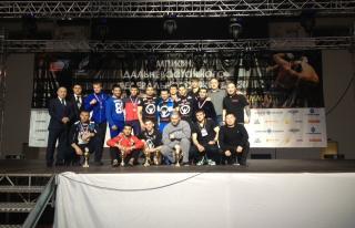 Уссуриец Магомедсайгид Алибеков стал чемпионом ДВФО по ММА