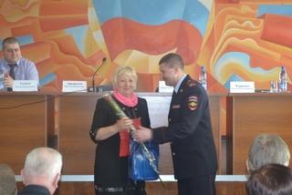 Начальник УМВД Приморья встретился с личным составом и ветеранами ОМВД России в Уссурийске
