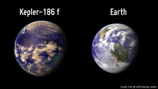 Обнаружена планета, очень похожая на Землю