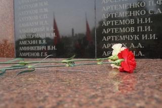 Митинг, посвященный 69 годовщине Великой Победы, состоялся в Уссурийске