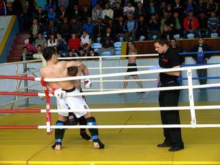 Турнир на призы ДЮСК «Мужество» по смешанному боевому единоборству ММА прошел в Уссурийске
