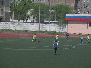 Матчевая встреча команд «Мостовик-Приморье» - «Легион» состоялась в Уссурийске