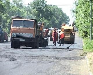 На ремонт дорог потратят 100 миллионов рублей