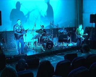Прошел последний концерт музыкального коллектива «Ферромагнит»