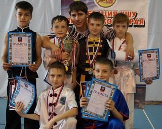 Уссурийские спортсмены стали победителями Чемпионата боевых искусств