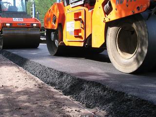 11,5 тысяч тонн асфальта уложено на трассе «Владивосток – Уссурийск»