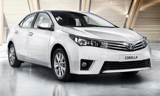 Определена 10-ка наиболее продаваемых автомобилей в мире за первый квартал 2014 года