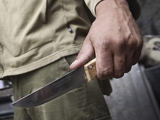Житель Уссурийска зарезал своего приятеля в пьяной драке