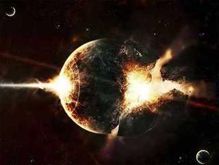 Астрономы засняли мощнейший взрыв, произошедший 12 млрд лет назад