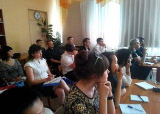 Учебно-практический семинар для судей Приморского края по ушу прошёл в Уссурийске
