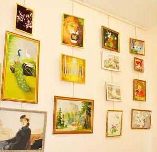 Выставка прикладного творчества «Искусство КНДР» открылась в Уссурийске