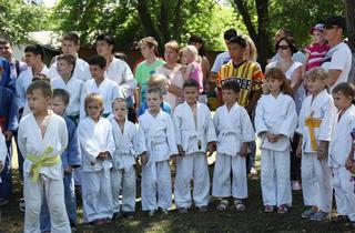 Новую тренировочную базу получили уссурийские дзюдоисты