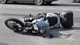 Мотоциклист пострадал в ДТП в Уссурийске