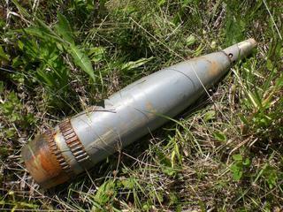 В Уссурийске проводится проверка по факту обнаружения боеприпаса