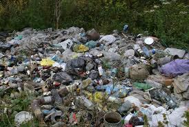 Очередную мусорную свалку устроил овощевод из Китая в с. Корсакорка