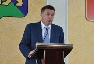 Владимир Миклушевский провел заседание администрации края в Уссурийске