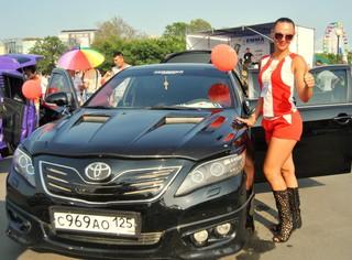 Уссурийские автолюбители привезли награды с финала ДВ EMMA 2014