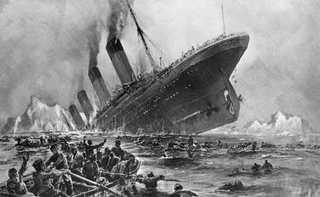Выдвинута новая версия гибели Титаника