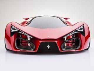 Итальянский дизайнер представил Ferrari будущего