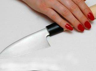 22-летняя жительница Уссурийска ударила ножом своего сожителя