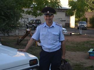 Майор полиции  из Уссурийска принимает участие в  конкурсе «Народный участковый – 2014»