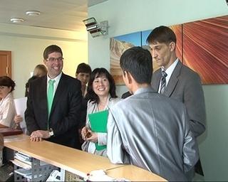 Корейские врачи познакомились с работой коллег из Уссурийска