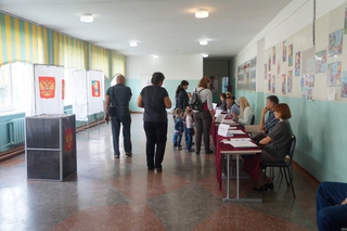 Партия власти лидирует по всем фронтам на выборах в Уссурийске