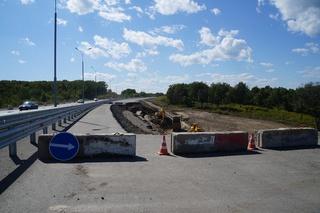 Участок трассы в Приморье, ушедший под землю еще в августе, начали восстанавливать