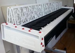 Шведские музыканты сыграли концерт на инструментах, напечатанных на 3D-принтере