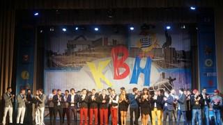 Игра Приморской лиги КВН прошла в Уссурийске
