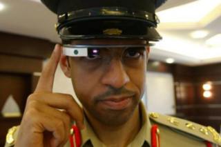 Полицию Дубаи снабдят очками Google Glass
