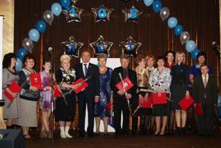 60 лет высшему педагогическому образованию отметили в Уссурийске