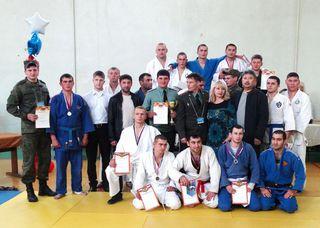 Чемпионат 5-й Краснознамённой общевойсковой армии по дзюдо завершился в Уссурийске