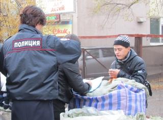 Рейд по местам уличной торговли прошел в Уссурийске