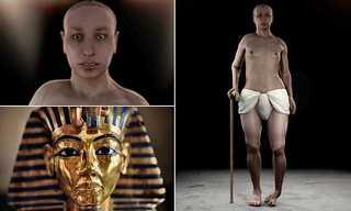 Тутанхамон оказался косолапым инвалидом с кроличьими зубами и женскими бедрами
