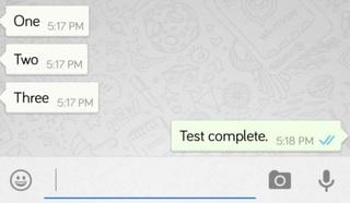 В WhatsApp скоро появится индикатор прочитанных сообщений