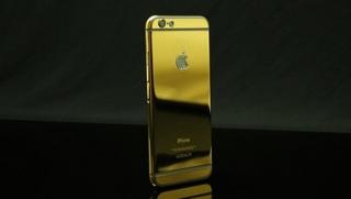В США поступил в продажу золотой iPhone 6 стоимостью $7,5 тысяч